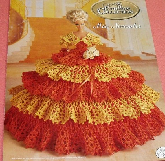 Holiday Costumes, Annie's Crochet Patterns Fit Barbie
