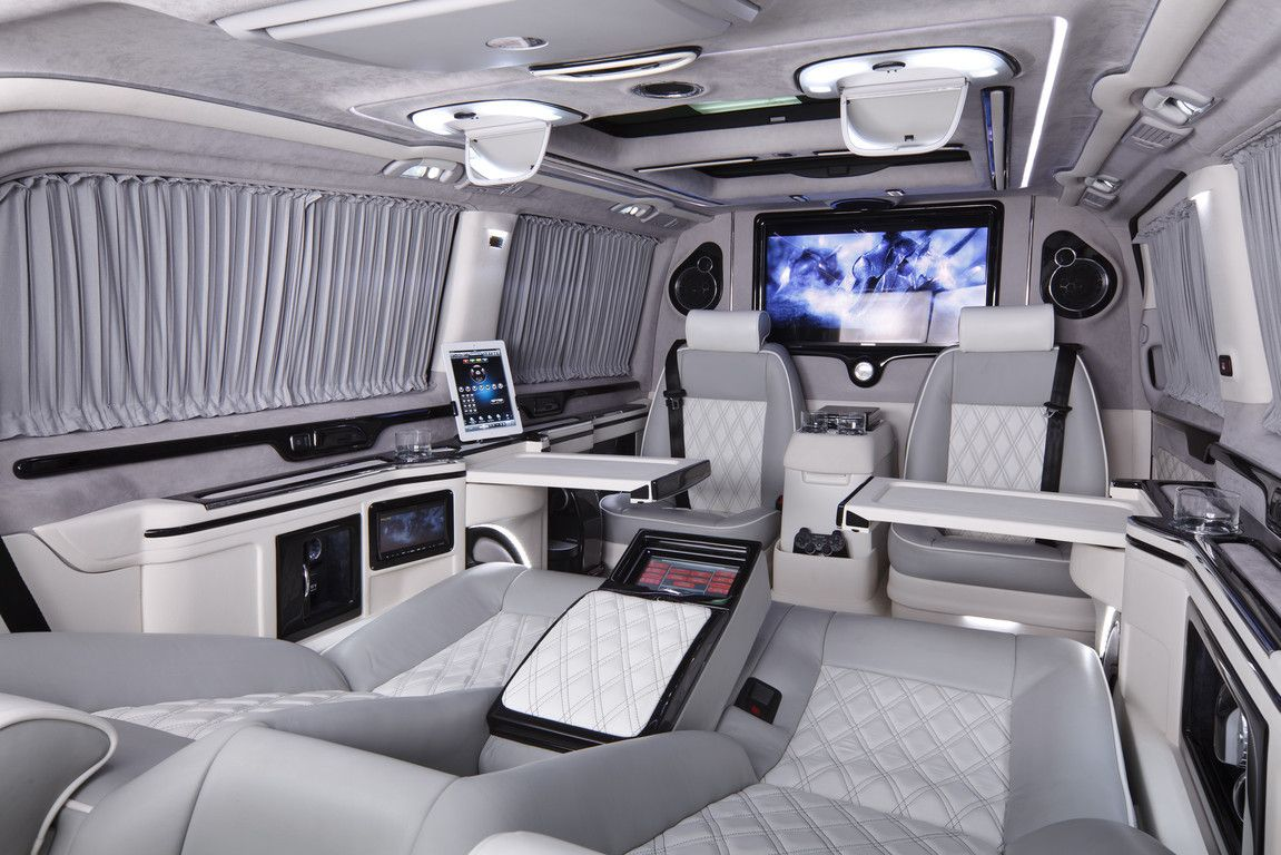 Klassen Luxury Van Transportation Cars Luxury Cars Luxury Van