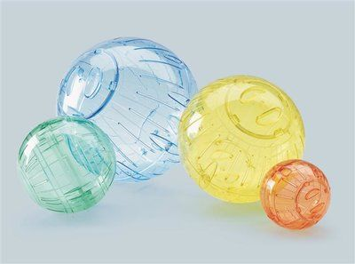Runner motionsbold - Assorteret farver Størrles: Small: Ø 12 cm Medium: Ø 18…