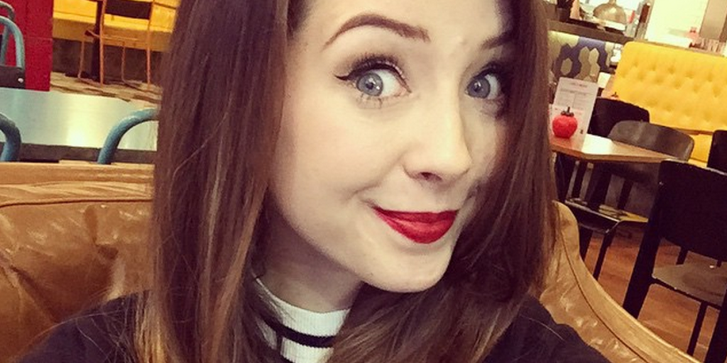 Zoellas Had A Pretty Dramatic Haircut And Were Obsessed With It - Hairstyles for short hair zoella