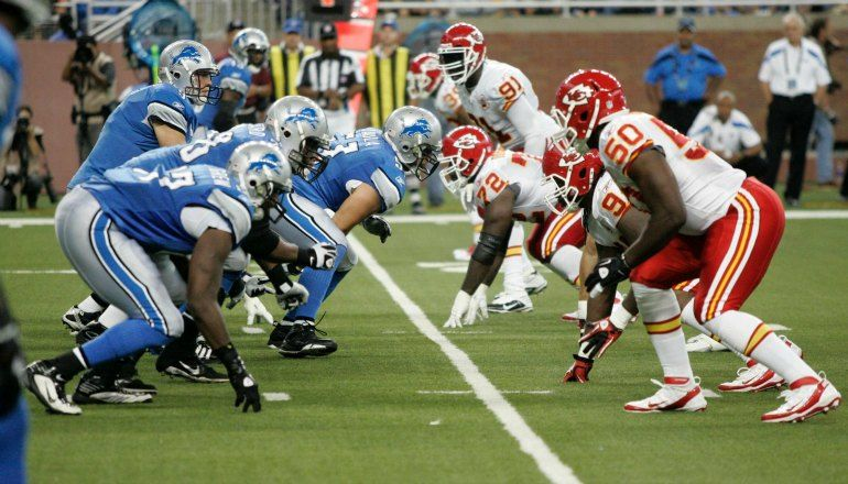Catch the Detroit Lions vs Kansas City Chiefs (live stream