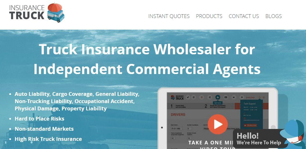 Are You A Commercial Insurance Agent Looking To Expand To Non