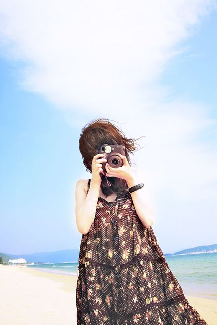 """girls-snap: """"Luu_照片 055 by Luuuuuuuuuuuu on Flickr. """""""