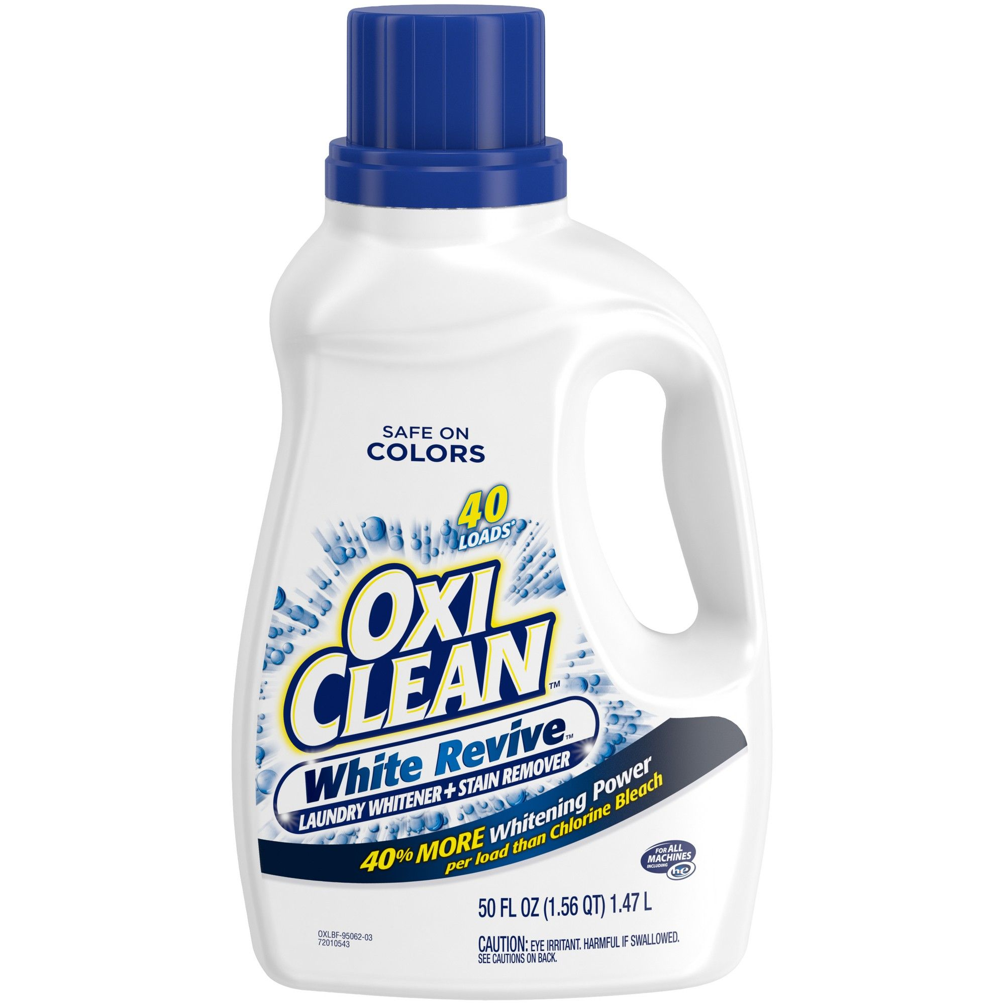 Oxiclean White Revive Liquid Laundry Whitener Stain Remover
