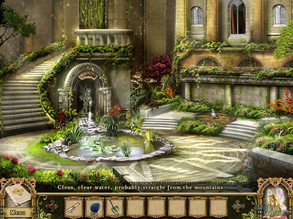 Awakening The Dreamless Castle Screenshots For Windows Mobygames Fantasy Rooms Castle Garden Castle