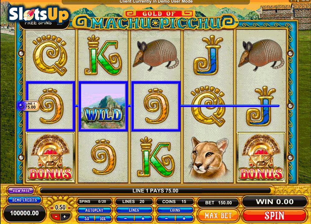 Play the No Download Treasure Island Slot Machine Demo