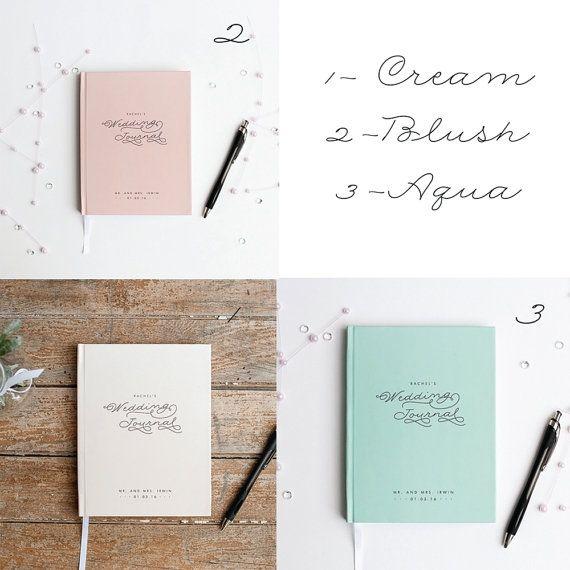 Wedding Planner Book Journal By Starboardpress On Etsy