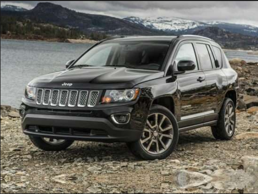 2017 Jeep Compass X Owners Manual In 2020 Jeep Compass Jeep Compass Limited Jeep Compass Sport