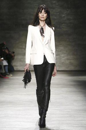 Rebecca Minkoff Ready To Wear Fall Winter 2015 New York #NYFW #MBFW