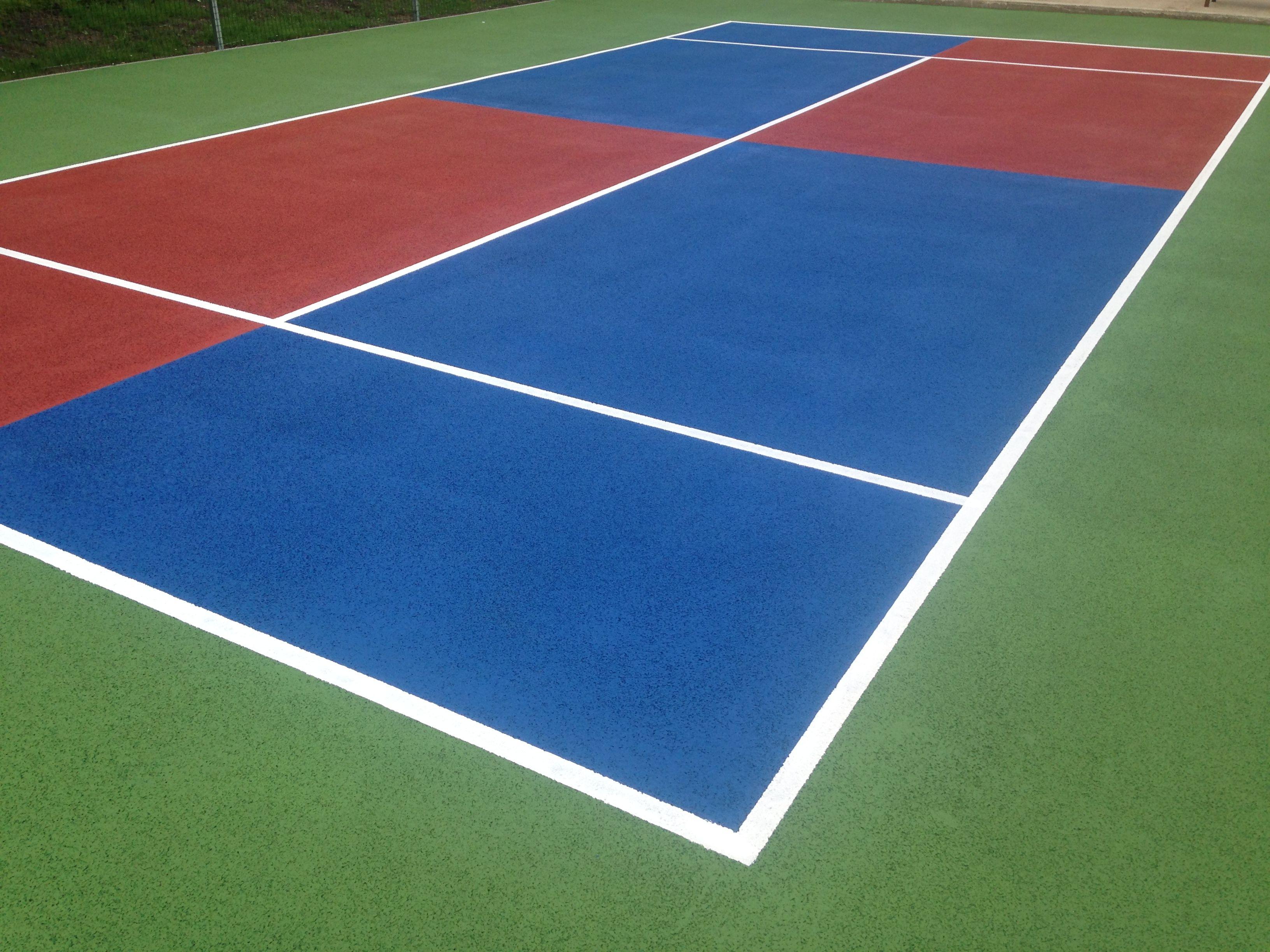 #tenniscourtbinder