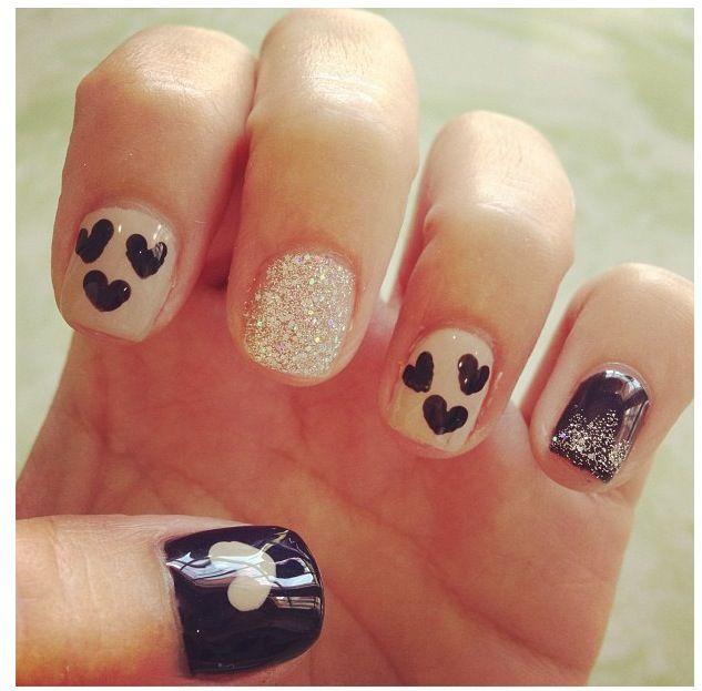 Nails Art Pretty Pinterest Ring Finger Makeup And Nail Nail