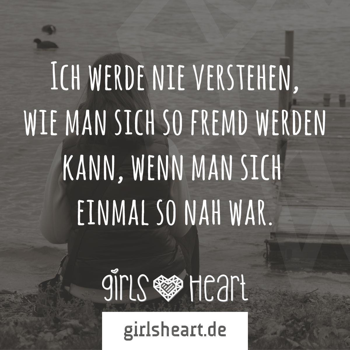 Mehr Sprüche auf: www.girlsheart.de  #trennung #schmerz #trauer
