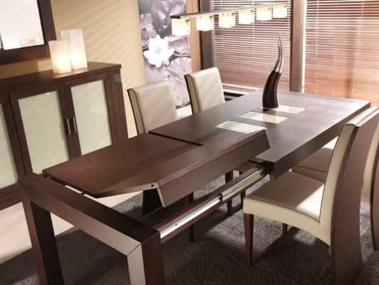 C.Novara mesa de comedor extensible. | Somethings I want to get ...