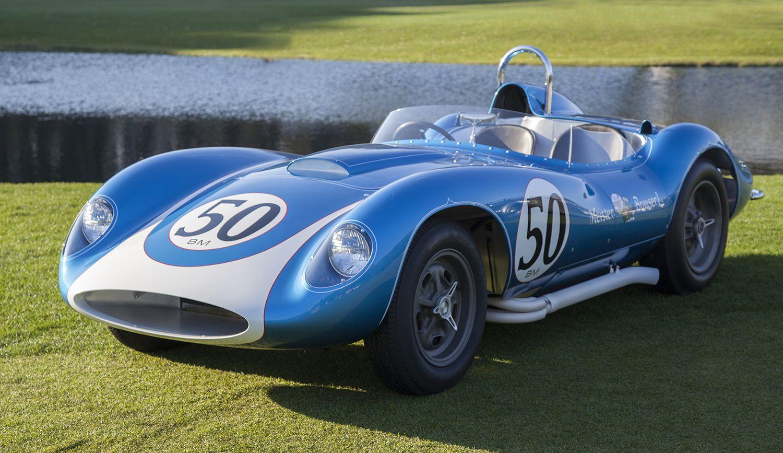 Scarab Race Cars