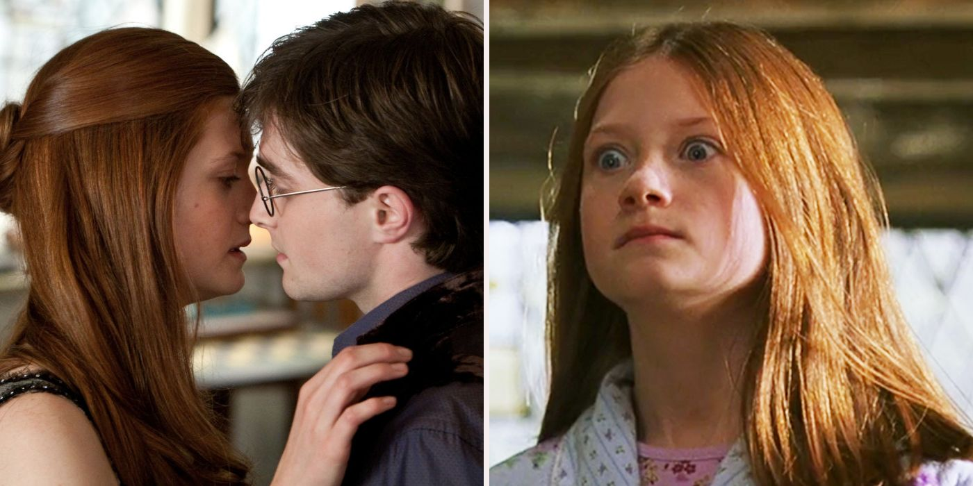 Ginny Weasley Is Known For Being Many Things She S The Only Daughter Out Of Seven Kids She S Intelligent Brave Fri Ginny Weasley Harry Potter Ginny Weasley
