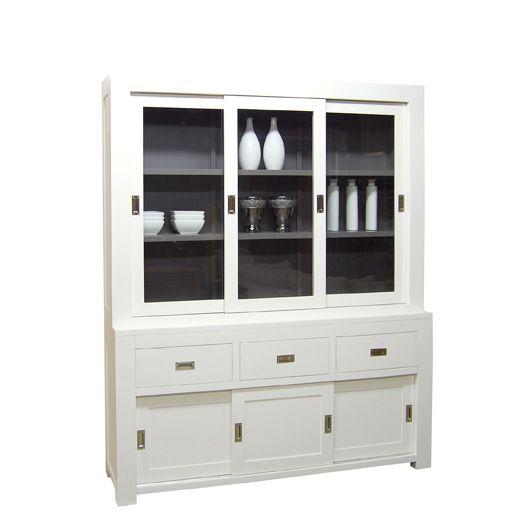 top affordable eijerkamp buffetkast sofie with servieskast leenbakker with vitrinekast leenbakker. Black Bedroom Furniture Sets. Home Design Ideas