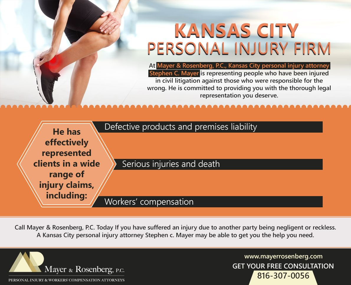 At Mayer Rosenberg P C A Kansas City Personal Injury Attorney