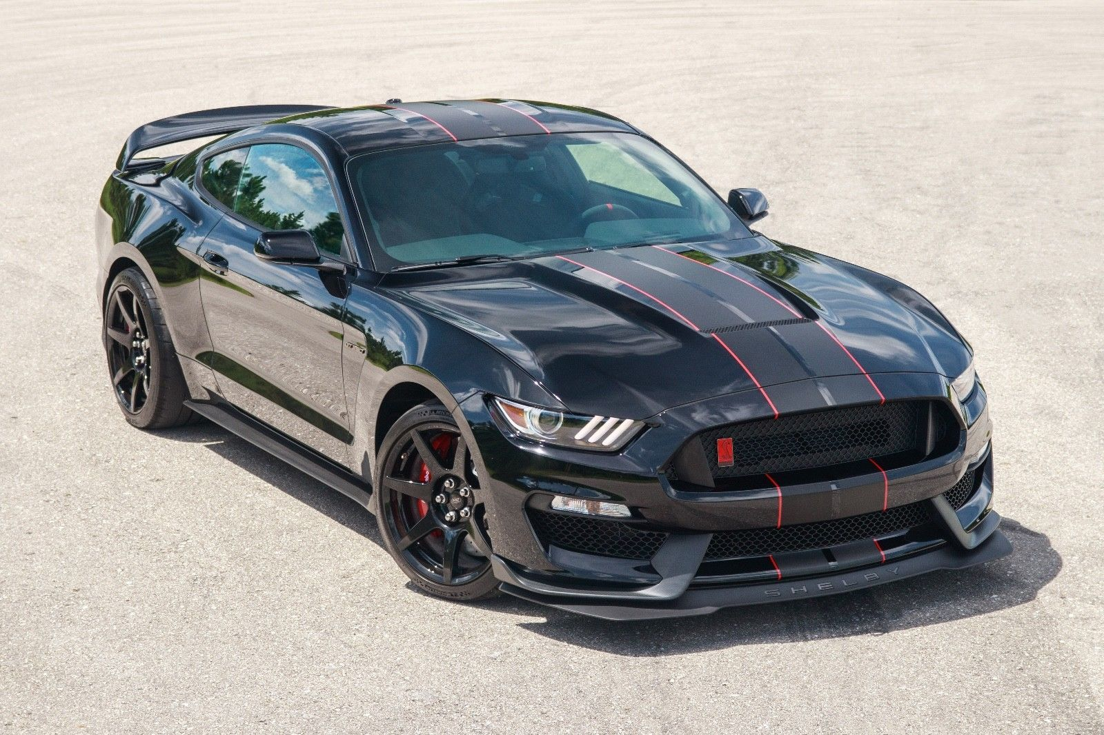 2018 Ford Mustang Shelby Gt350 R Very Rare R Electronics Package