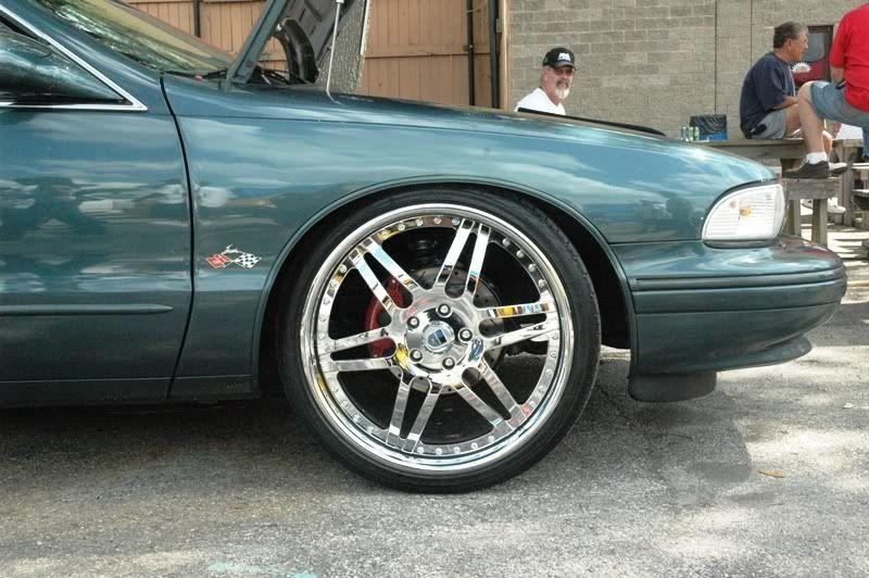 WTB Cross Flag Emblems  Chevy Impala SS Forum  My Impala SS