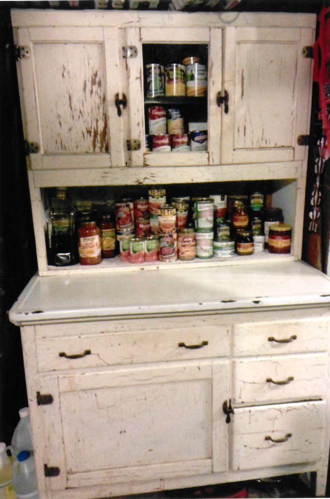 How to fix up this hoosier-type cabinet | Hoosier cabinet ...