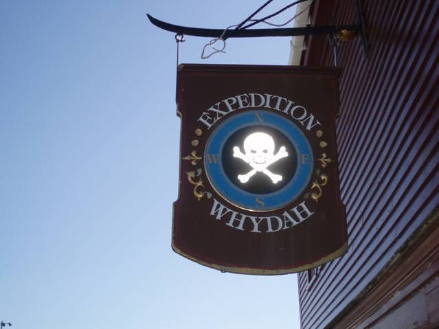 Expedition Whydah, Cape Cod