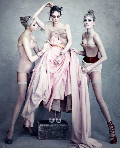 Patrick Demarchelier celebrates Christian Dior Couture in new book - Telegraph