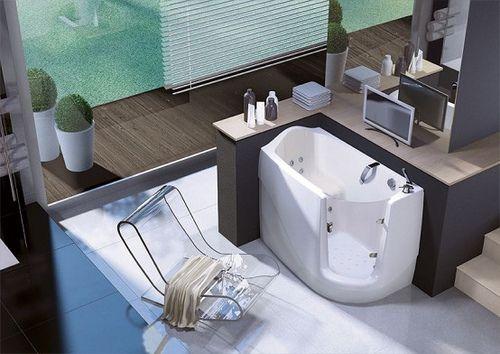 New Inspiration Space Saving Walk In Bathtub Gen X By Treessee In