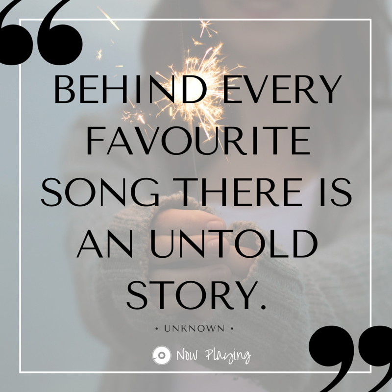 Musical Love Quotes: Love This Quote! What Is Your Favourite Song?