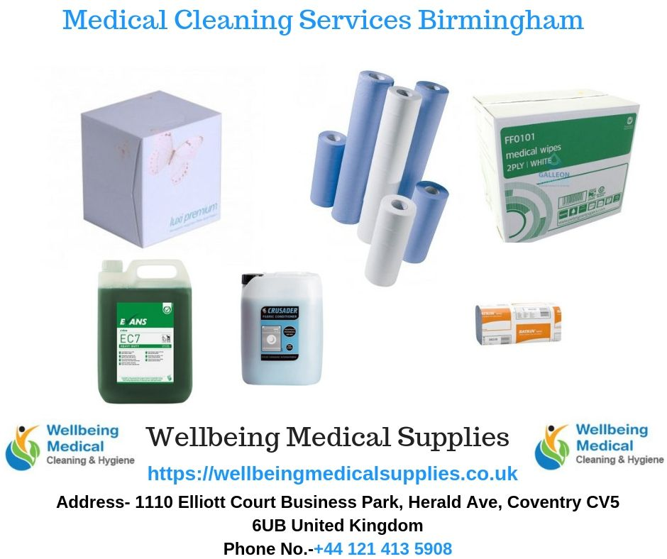 official photos 49dac 1e104 Find online medical cleaning items services near me in Birmingham   Wellbeing medical supplies is the