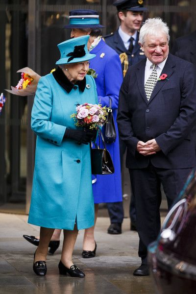 Queen Elizabeth II and Prince Philip, Duke of Edinburgh open the Francis Crick Institute on November 9, 2016 in London, England. The Francis Crick Institute will be a world leading centre of biomedical research.