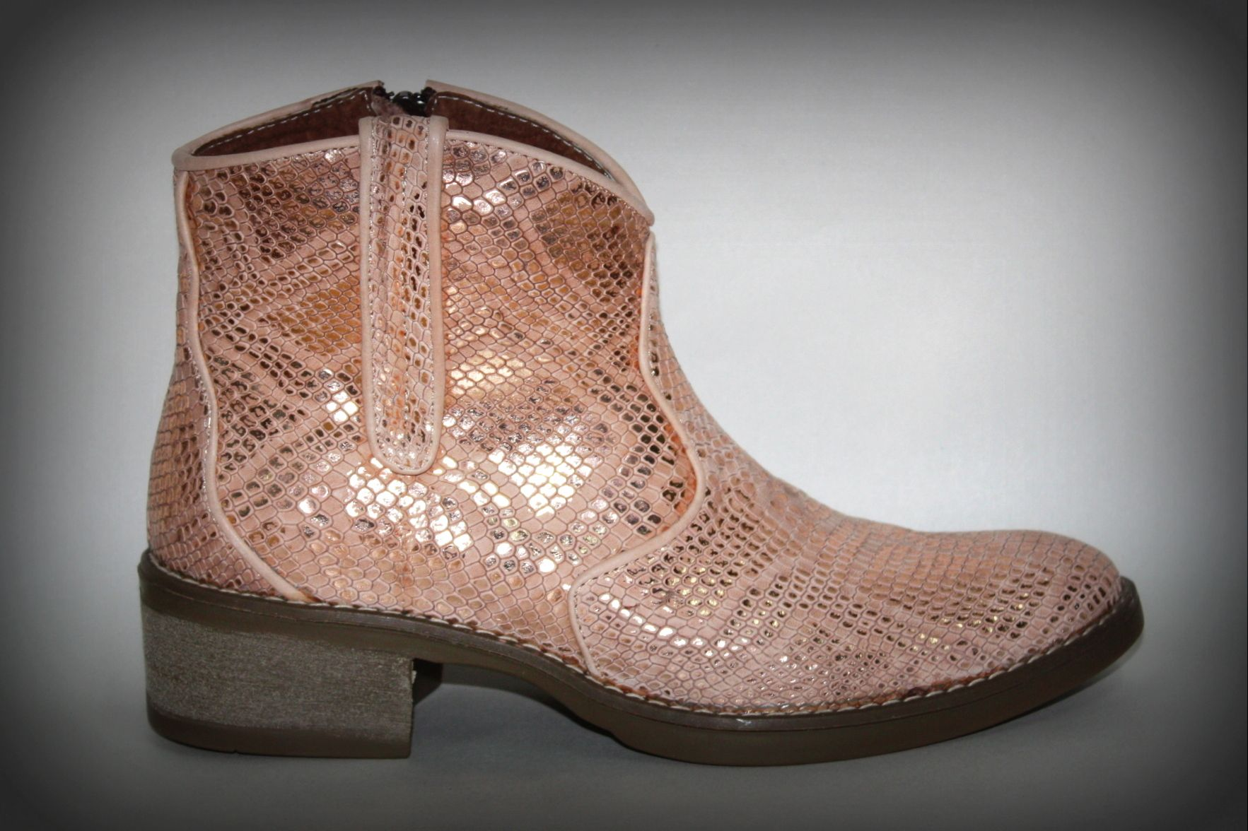 BOTA TEXANA CORTA ART. 1261