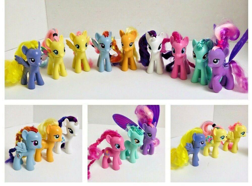 My Little Pony Crystal Princess Palace Playset MIB Twilight Sparkle Horse Toy!