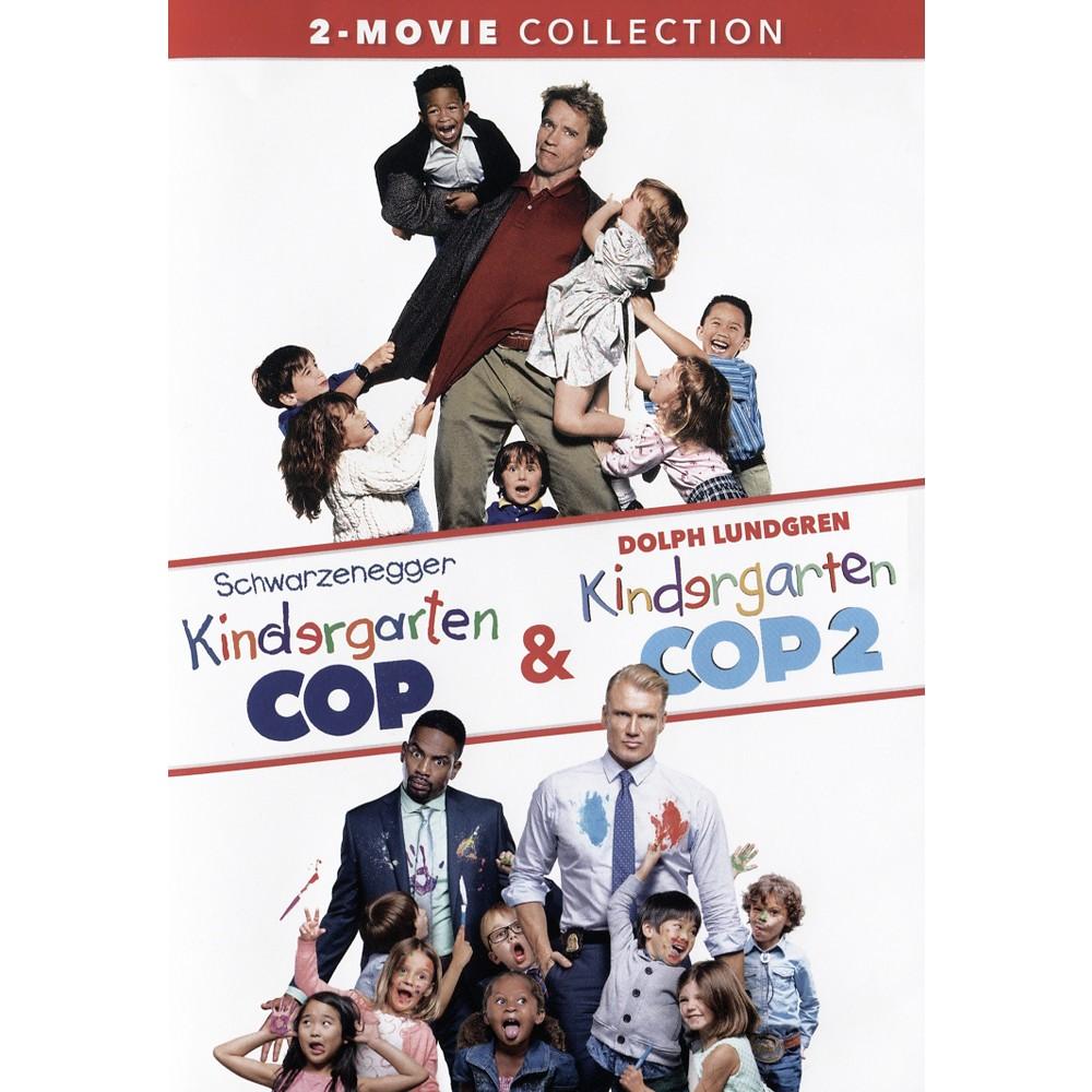 Kindergarten Cop Kindergarten Cop 2 Dvd Products 2 Movie