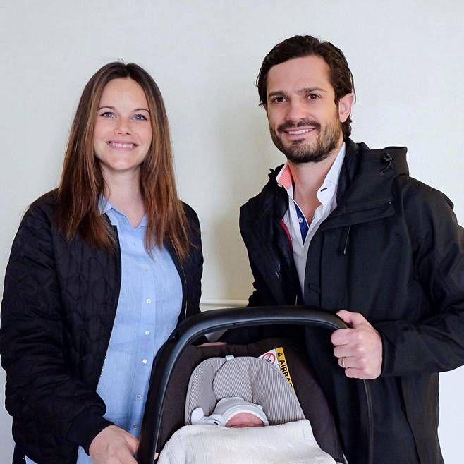 Prinssi syntyi 19.4.2016.Hovi on julkaissut ensimmäisen kuvan eilen tiistaina syntyneestä pikkuprinssistä.