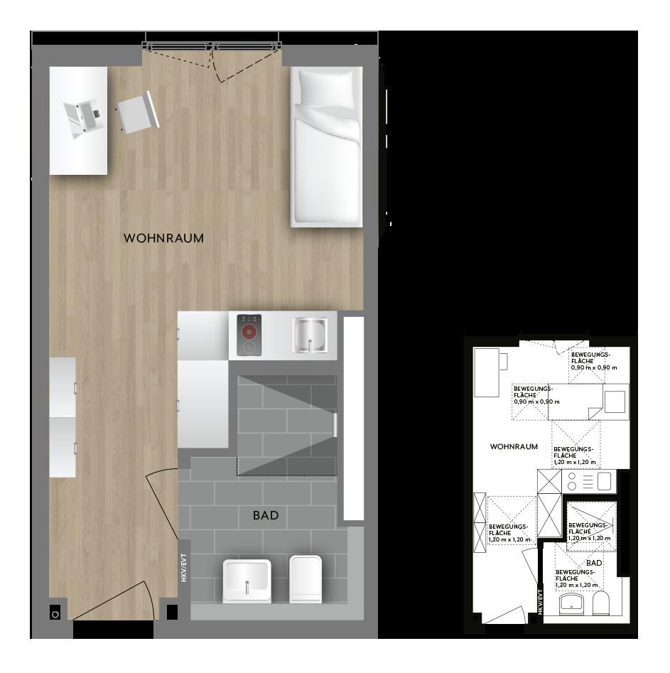 Grundrisse My Room Active Grundriss Wohnung Grundriss Wohnungsbau