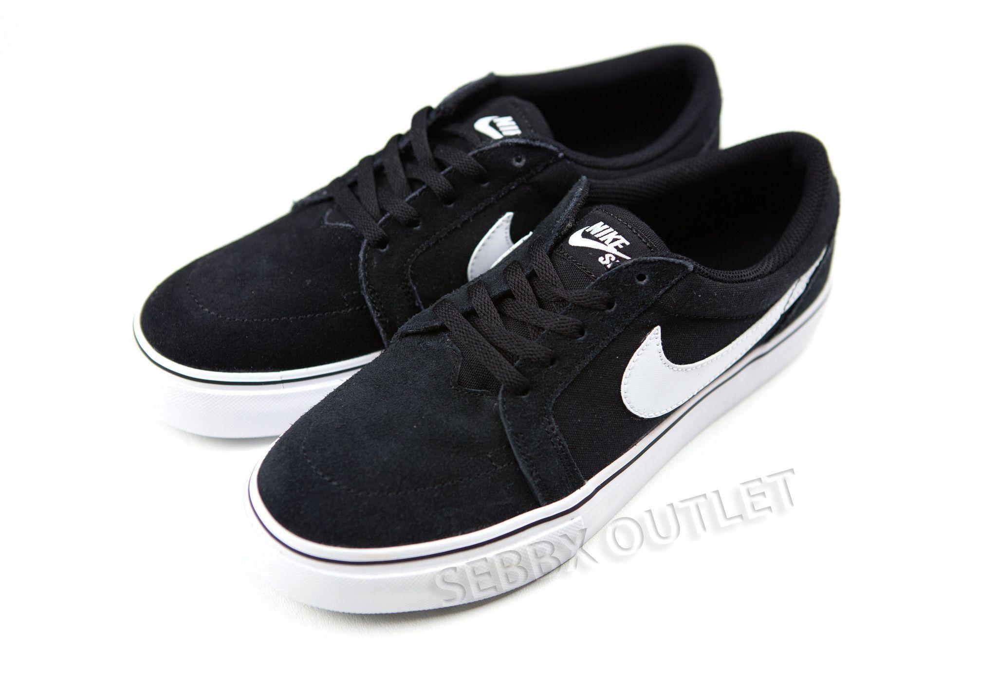 the latest 21c3d 65b78 Nike Sneakers Nike Satire II (GS) Black 729810 001