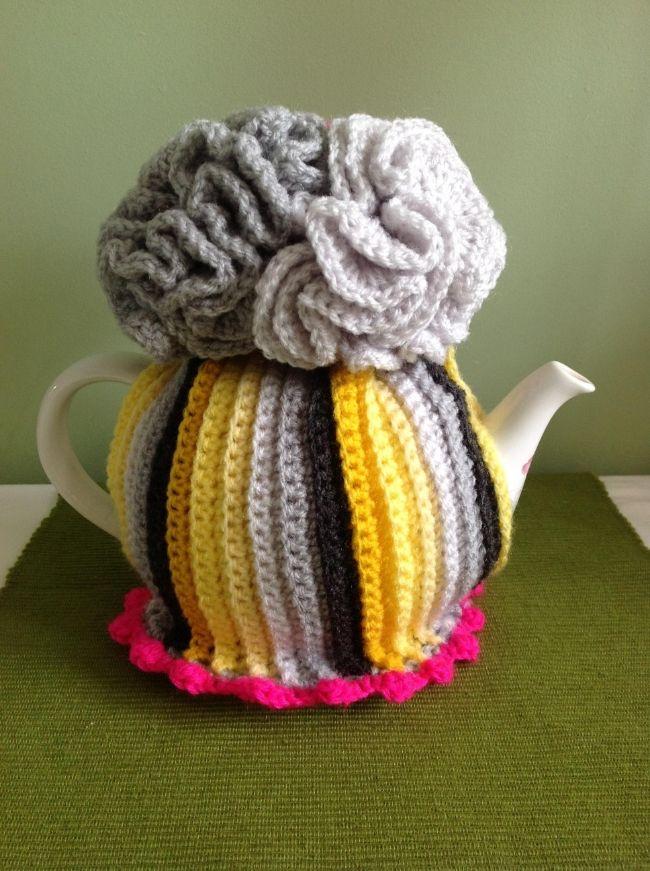 Crochet Tea Cosy Pattern | Tea cosy pattern, Knitted tea ...