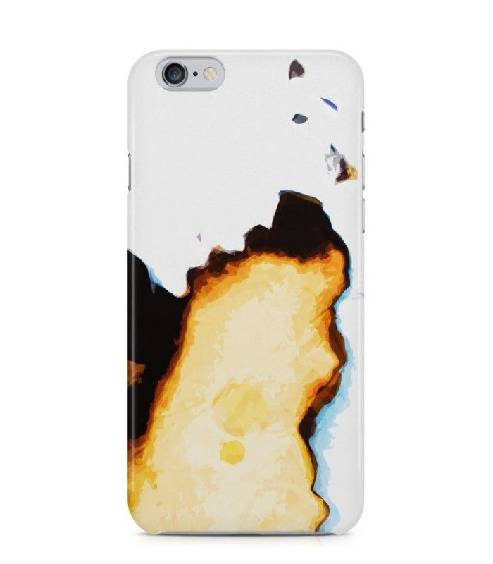 Extraordinary Yellow and White Abstract Picture 3D Iphone Case for Iphone 3G/4/4g/4s/5/5s/6/6s/6s Plus - ARTXTR0084 - FavCases