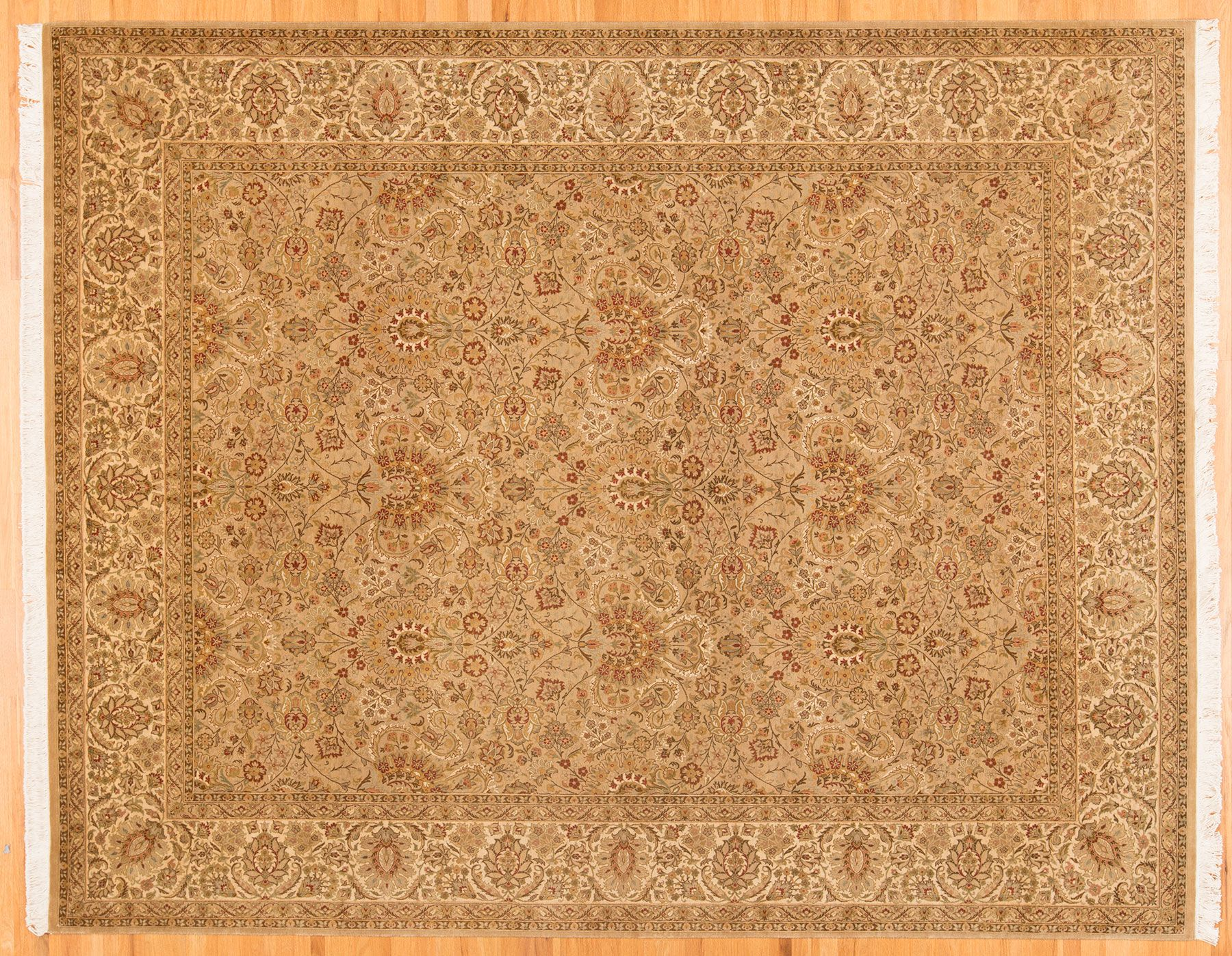 8x10 Kashan With Stunning Detail Visit Us To See The