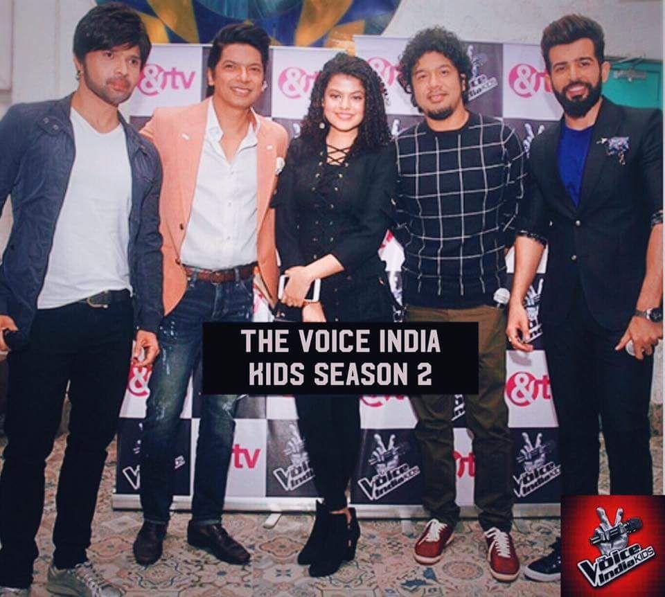 The Voice India Kids Season 2' Show on &TV Wiki, Audition