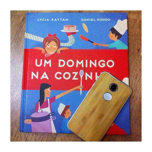 Novo livro para a pequena e novo