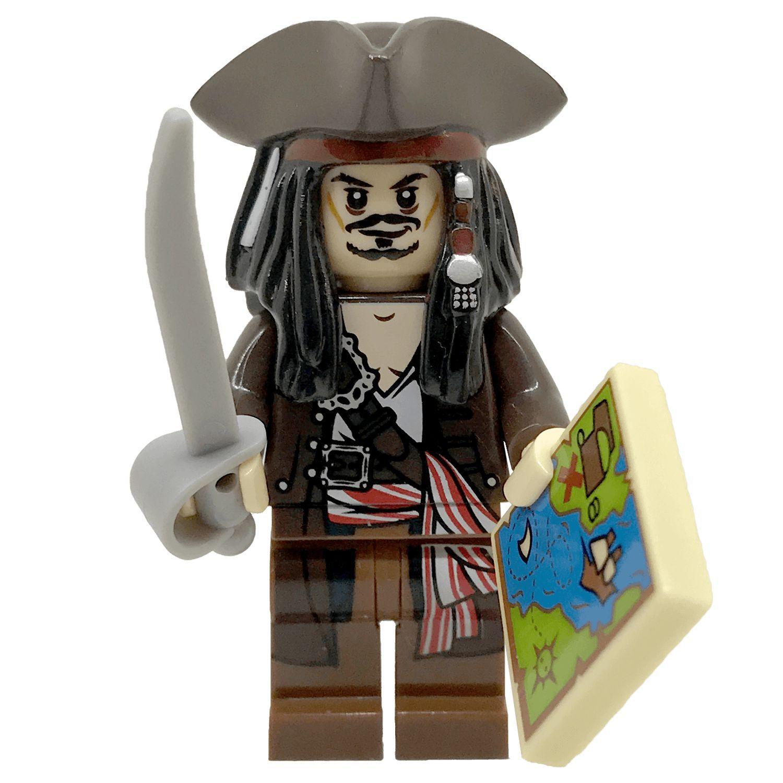 Brick Forces Minifigure Pirate Jack Mini figures