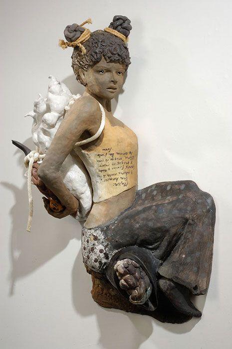 Arthur Gonalez Ceramic Sculpture | Ceramic sculpture