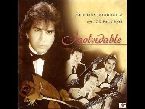 Jose Luis Rodriguez Rayito De Luna Con Los Panchos Jose Luis Rodriguez Jose Luis Canciones Románticas