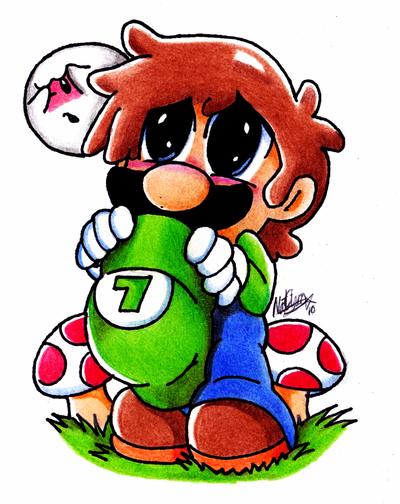 Luigi Nintendo Aww Y He Sad This Makes Me Mad Games Luigi