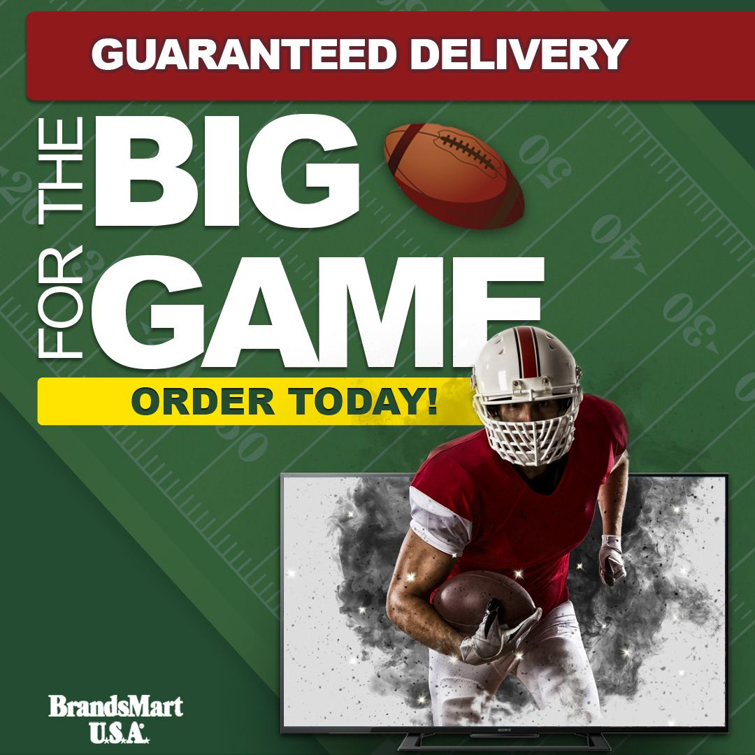 Best Guaranteed Delivery For The Big Game Free Local 400 x 300