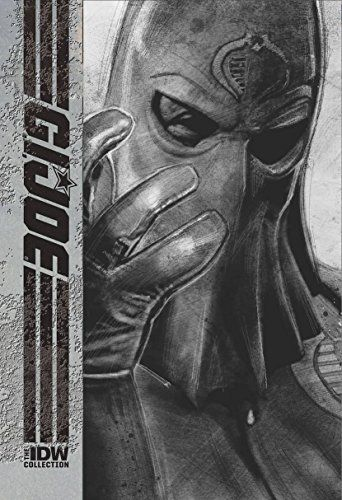 G.I. JOE: The IDW Collection Volume 5