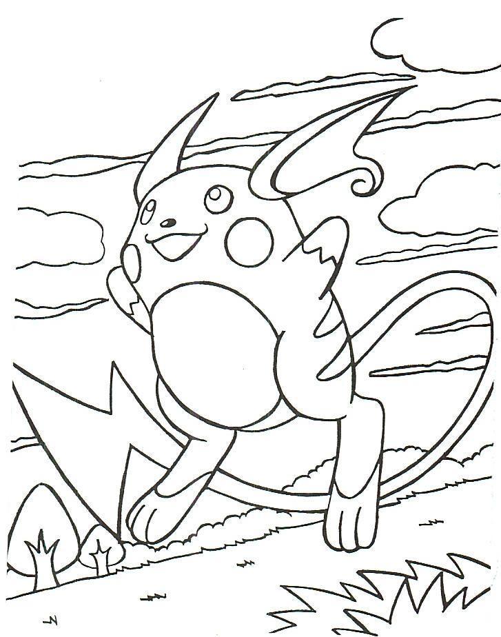 Pokemon para Colorir   kids coloring pages   Pinterest   Pokémon ...