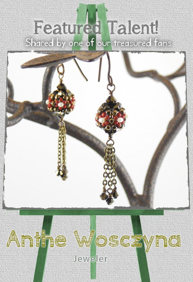 Anthe Wosczyna | Jeweler 626.355.4271 Etsy:  http://www.littlemusedesigns.etsy.com/  Facebook: www.facebook.com/LittleMuseDesigns