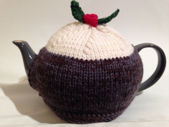 Christmas pudding tea cosy knitting pattern knitting pinterest christmas pudding tea cosy knitting pattern dt1010fo